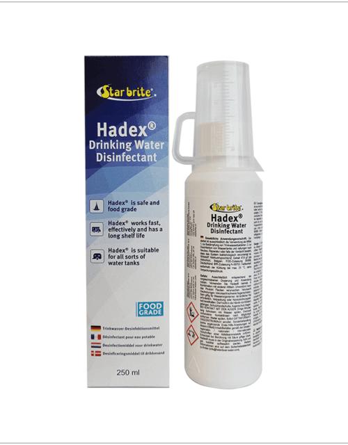 Hadex® Drinkwater Desinfectiemiddel